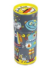 Rachel Ellen Robots Swivel Novelty Money box - Robot Novelty Money Box