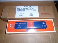 LIONEL #6--29200 1997 LIONEL RAILROADER CLUB 6464 BOX CAR O SCALE