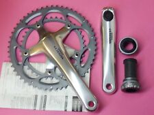 Shimano - 6600 Ultegra  bicycle chainset 172.5 mm -  39.53 / 66 bb cupset - NOS