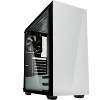 KOLINK STRONGHOLD E-ATX MID TOWER STEEL TEMPERED GLASS PC CASE WHITE BRAND NEW