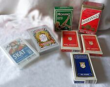 Collezione Carte da Gioco Playing Cards Dal Negro Modiano Fournier Schmid