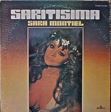 SARA MONTIEL: Saritisima-NM1977LP SPANISH IMPORT