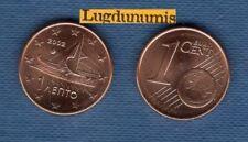 Pièces euro de la Grèce pour 1 Euro année 2002