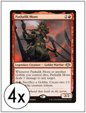 Pashalik Mons x4x Modern Horizons NM//Fresh MtG