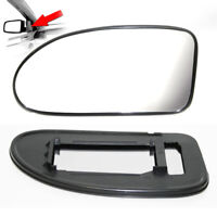 Convex Ford Focus Mk.1 98-05 Right Hand O//S Heated Wing Mirror Glass