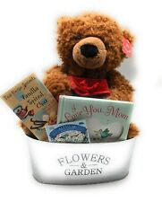 Mothers Day Gift and Garden Basket (Personalized)