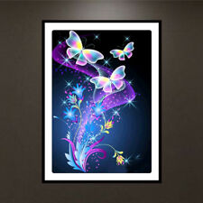 Butterfly 5D Diamond Painting Embroidery DIY Cross Stitch Home Decor