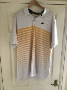 Men`s Nike Golf Polo Shirt....XL...Very Good Condition