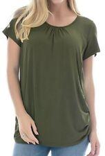 Nursing/Breastfeeding Summer short sleeves Top,size 10-16