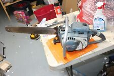 Vintage Homelite Super Xl Chainsaw Chain Saw with Bar
