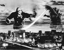 King Kong Vs Godzilla 29 A2 Box Canvas Print