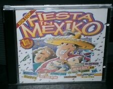 TOMMY PARKAS AND THE HAPPY SINGERS - NON STOP FIESTA IN MEXIKO - CD ALBUM MEXICO