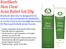 KiwiHerb Skin Clear Acne Relief Gel 20g * Acne , Pimples , Blemishes , Face mask