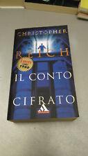 IL CONTO CIFRATO, Christopher Reich, I Miti Mondadori n. 173, 2000, tascabile