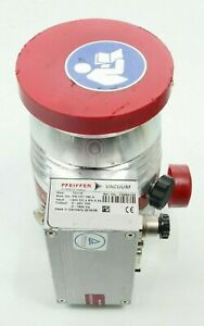 Pfeiffer Vacuum HiPace80 + Pfeiffer TC110