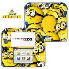 MINIONS VINILO Vinyl Skin Sticker for Nintendo 2DS - 009