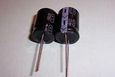 33uF 400V 105oC Electrolytic capacitor Qty. 2 NEW Bush DAC90A