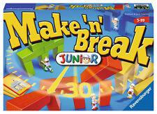 Ravensburger Make N Break Junior Board Game