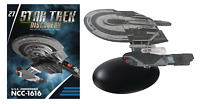 Eaglemoss STAR TREK DISCOVERY 27 USS Zimmerman Official Starships IN STOCK