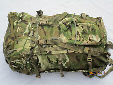 Rucksack & Frame,Infantry, LONG Convoluted Back,MTP,IRR,Multicam, 2015