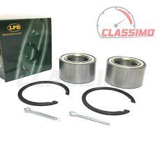 Front Wheel Bearing Kit Pair - HYUNDAI i10 Mk 1 PA + i20 Mk 1 PB - 2007 to 2014