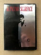 SCARFACE WIDESCREEN EDITION 2003 DVD Universal Al Pacino Deleted scenes NICE!