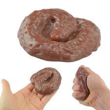 Fausse crotte gluante - Faux caca gluant chien - Farces et attrapes antistress