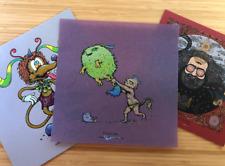 Rare Vellum Fuzzfling, Mini Jerry Garcia, Glooby Pack Marq Spusta 35% to Charity