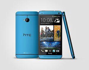 "Original HTC ONE M7 4G 3G LTE Wifi Dual Camera 32GB Unlocked Smartphone 4.7"""