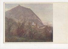 Wien Kahlenbergsdorf Mit Leopoldsberg im Fruehling Anton Filkuka Postcard 390a