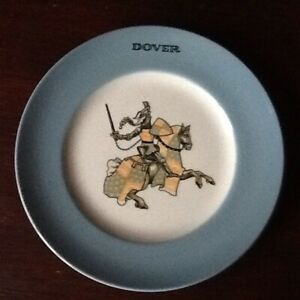 DOVER MEDIEVAL KNIGHT PLATE.