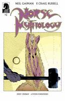 NEIL GAIMAN NORSE MYTHOLOGY #2 CVR A RUSSELL Dark Horse Comics