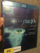 BBC Earth - South Pacific NEW/sealed BLU RAY (documentary)