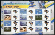 Brasilien Brazil 2009 Flugzeuge Kunstflugstaffel Luftfahrt 3618-23 KB MNH