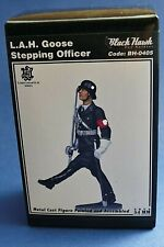 Soldat de plomb Black Hawk LAH BH0405 Goose stepping officer WWII - Lead soldier