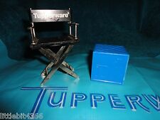 VINTAGE TUPPERWARE TUPPER TOY BUSY BLOCKS REPLACEMENT BLUE LETTER D FOR DOG