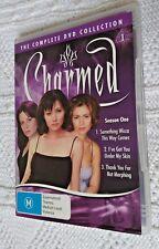 CHARMED – SEASON 1- EPISODE 1-3, DVD, R-4, LIKE NEW, FREE POST WITHIN AUSTRALIA