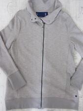 CECIL SWEAT Jacke XL/44*46 NEU Long Cardigan Kittel beige melange