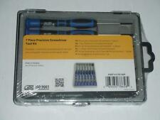 7-Piece Precision Screwdriver COMPUTER TOOL KIT by StarTech CTK100P NEW