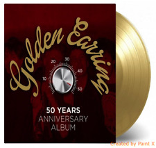 GOLDEN EARRING-50 YEARS ANNIVERSARY ALBUM-NEW 3 LP