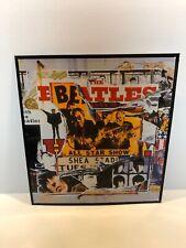 Rare Vintage The Beatles Anthology 2 Tin Sign Retro Original Metal Home Decor