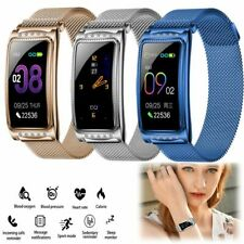 Girls' Smart Watch Fitness Tracker Heart Rate for LG iPhone 8 X 11 Pro Max XS XR