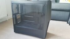 Cooler Master Masterbox MB500 Glass Side Black PC Computer Tower Case *Free P&P*