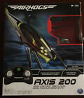AIRHOGS ~ AXIS 200 ~ HELI SERIES ~ With Gyro Stabilized Flight