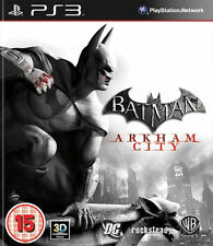 Batman Arkham City PS3 * En Excelente Estado *