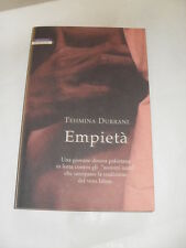 DURRANI - EMPIETA' - ED. NERI POZZA - 2000