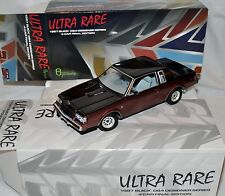 NEW GMP 1/18 ULTRA RARE 1987 Buick Regal T-Type D84 Red/Rosewood G1800219 Car 87