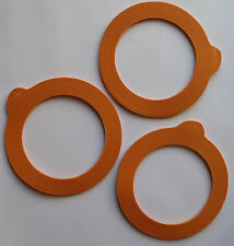 Kilner Clip Top Storage Replacement Lid Seals 0.35L 0.5L 1L 2L Jars