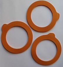 Kilner Clip Top Storage Replacement Lid Seals 0.35L 0.5L 1L 2L Jars