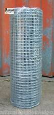 Weld Mesh Wire 1x1x19g 30m Rabbit Hutch Aviary Fencing